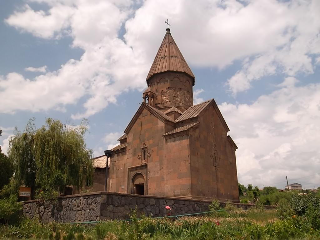 Церковь Св. Марине (XIII век)