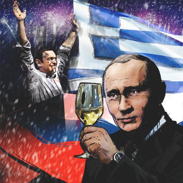 в лице оппозиции Россия обрела сторонников в Греции