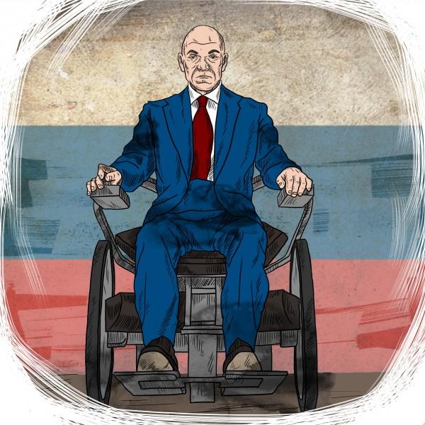 В России появится госструктура, в которой будут работать инвалиды