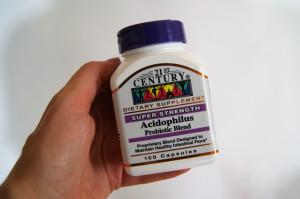 iHerb посылка в картинках - пробиотики, гомеопатия