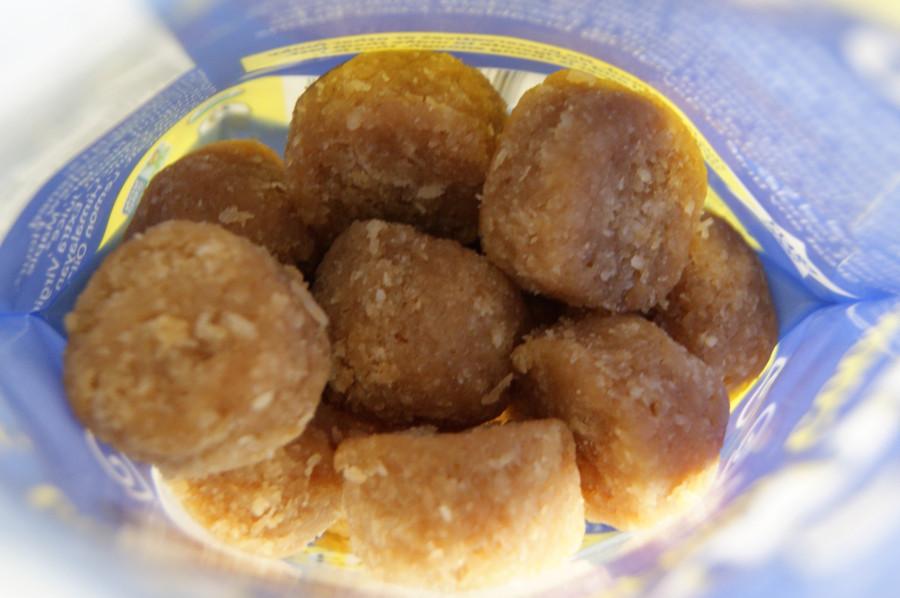 Sejoyia Foods, Органический кокосовый кешью Coco-Roons, лимонный пирог, 6,2 унций (176 г)