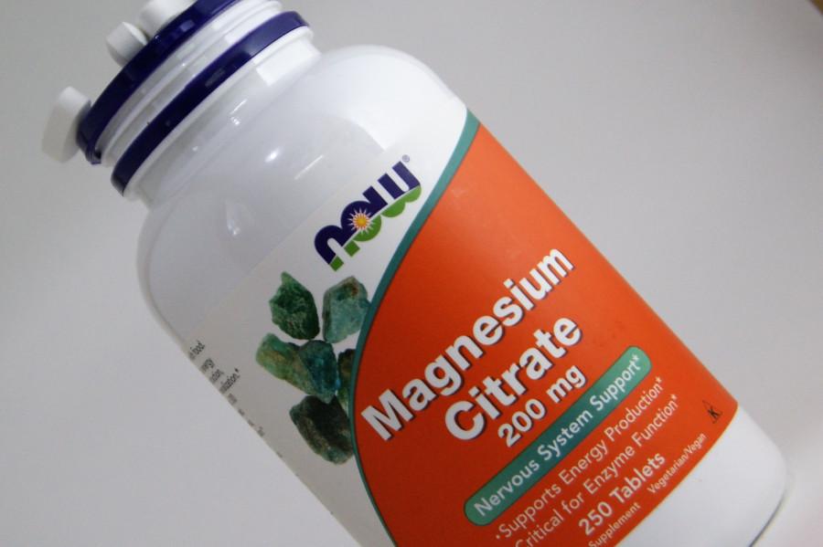 Now Foods, Цитрат магния с iHerb в 10 раз дешевле аптечного Магне В6 Форте сравнительный анализ