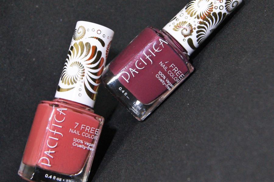 Pacifica 100% веганские лаки для ногтей с iHerb
