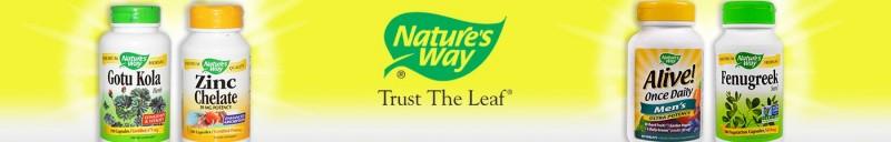 Поддержка здоровья моей семьи с продуктами Nature's Way