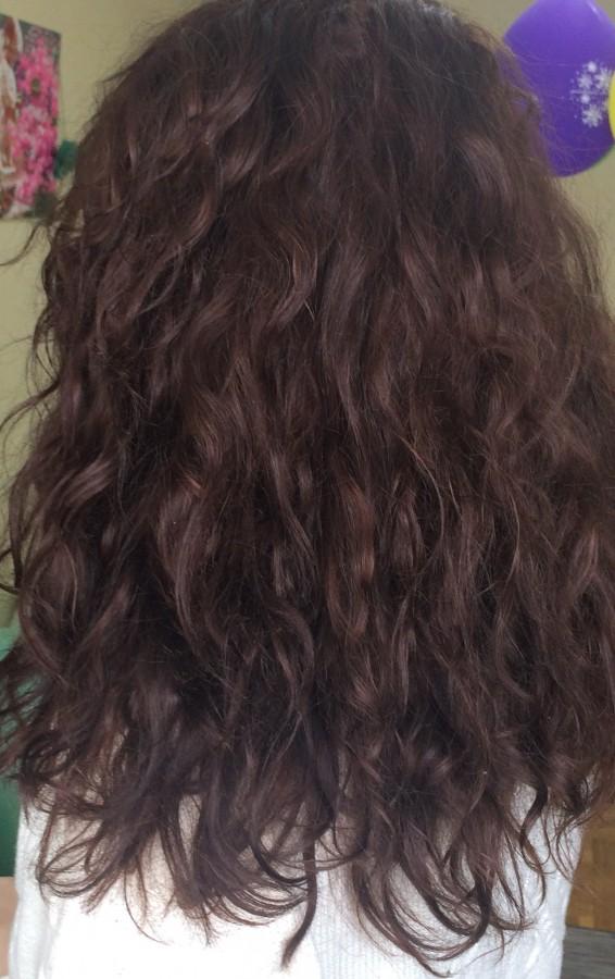 Giovanni, Сыворотка для разглаживания вьющихся волос, 2,75 жидких унций (81 мл)