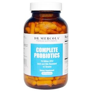 Какие пробиотики выбрать на iHerb?