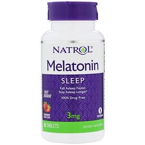 Мелатонин на iHerb - как правильно принимать?