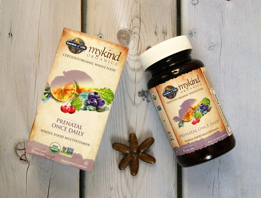 iHerb - витамины и добавки для беременных и кормящих