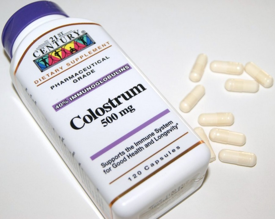 Молозиво - для крепкого иммунитета