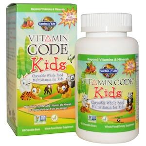 Детские витамины на iHerb. Какие выбрать?