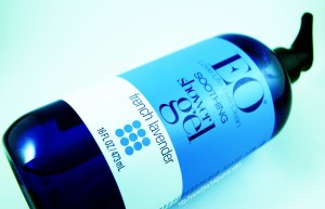 EO Products, Успокаивающий гель для душа, французская лаванда, 16 жидких унций (473 мл)