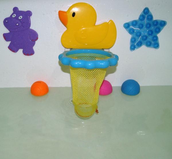Весёлое купание с DuckDunk