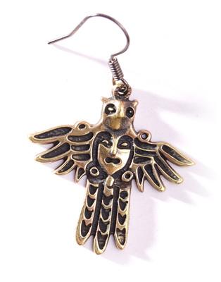 bird-earring