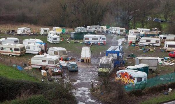 gypsy-uk-camp