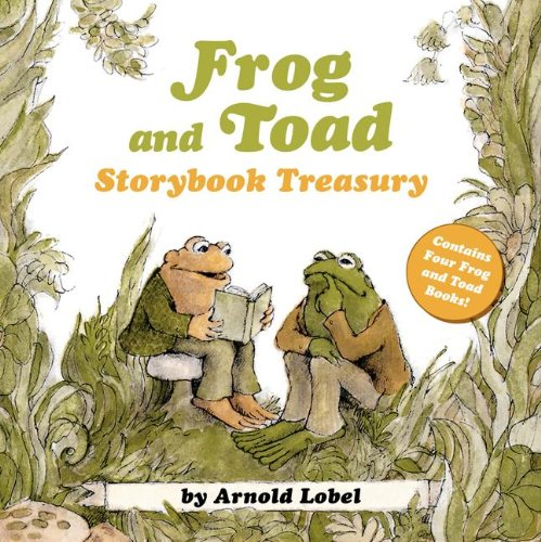 Frog and toad Arnold Lobel