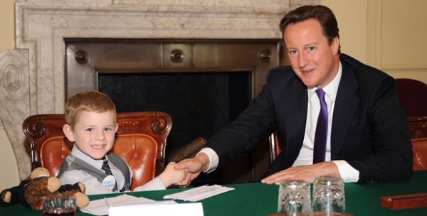 Make a wish David Cameron