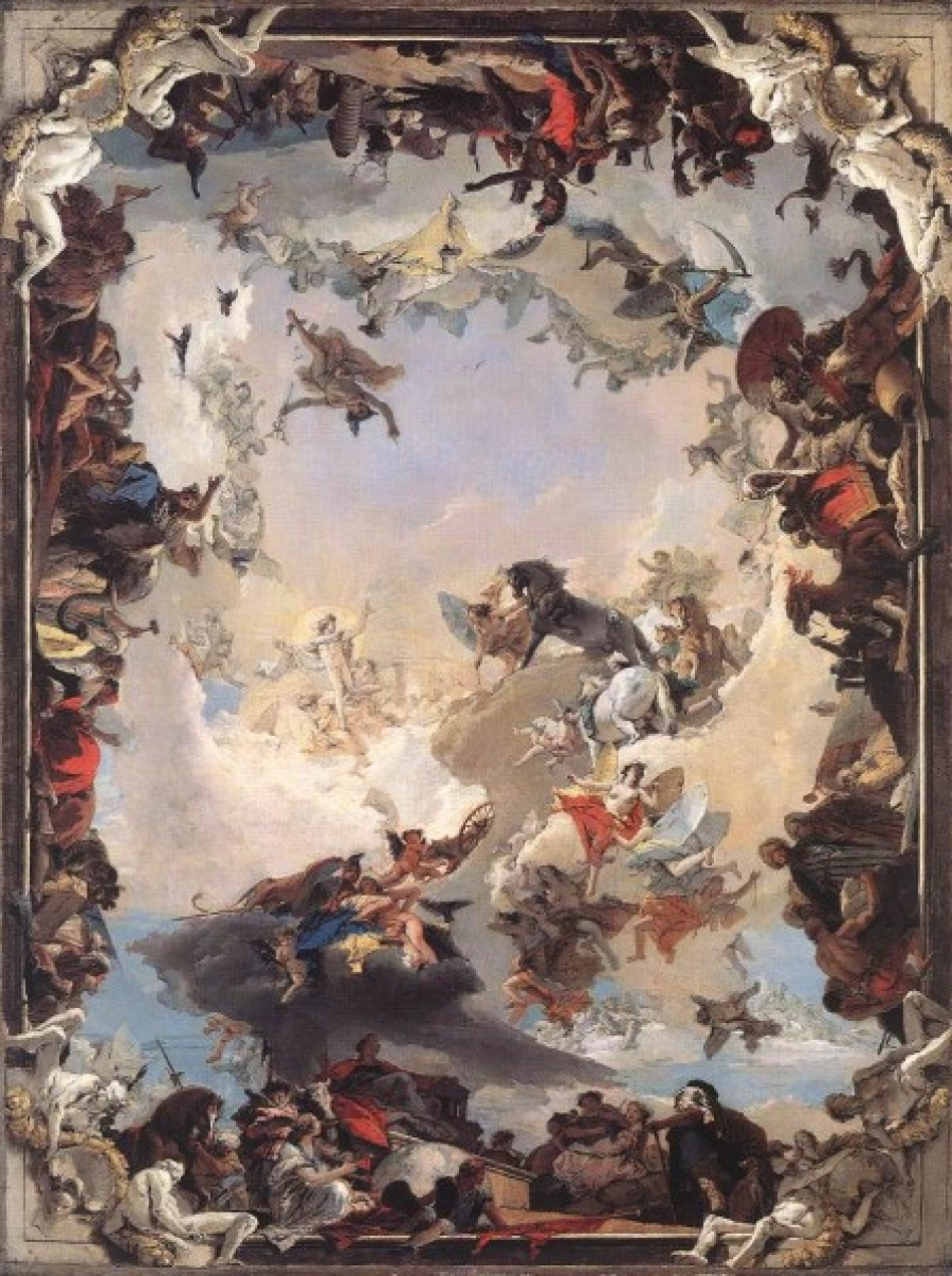 Allegorie-der-Planeten-und-Kontinente-von-Giovanni-Battista-Tiepolo-35046