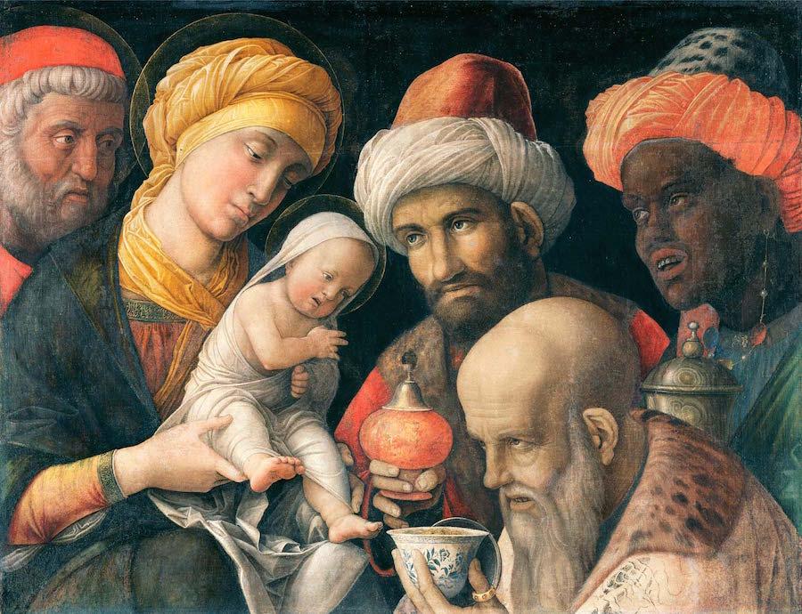 Mantegna_Magi