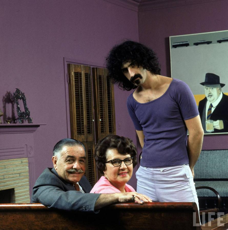 zappa parents