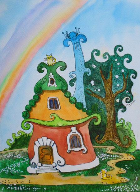 дом-желтых-котят