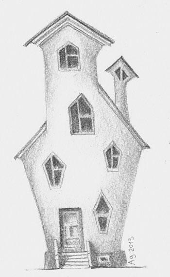 дом-фрак