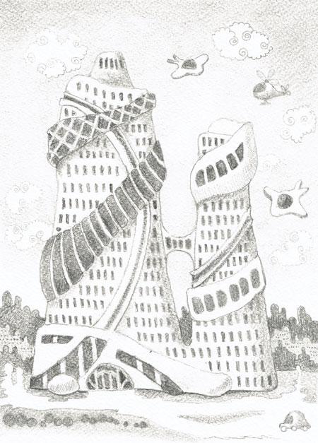 многоэтажное-здание