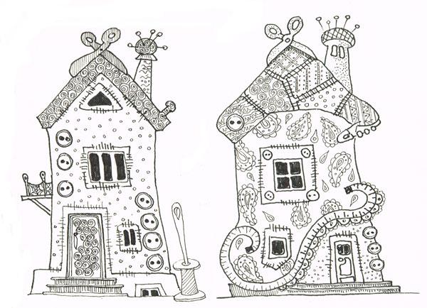 домики-рукоделия-шитье
