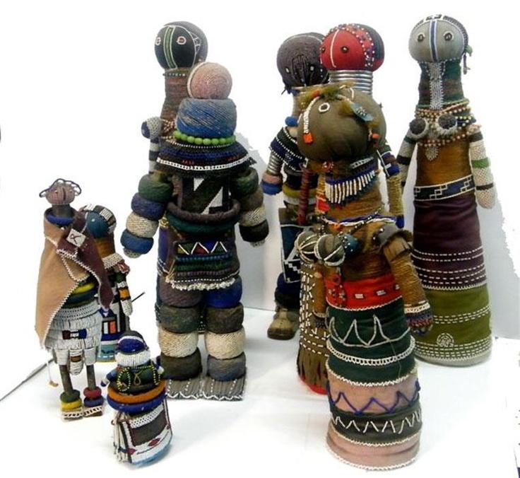 куклы ндбеле