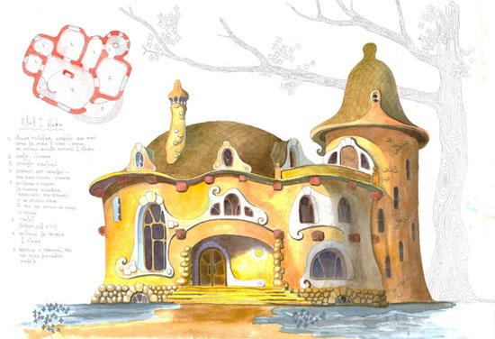 саманный-дом