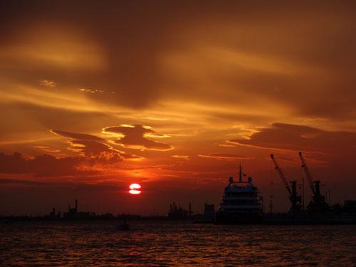 Венеция-закат
