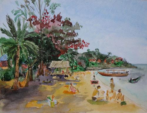 Haad-Yao---пляж
