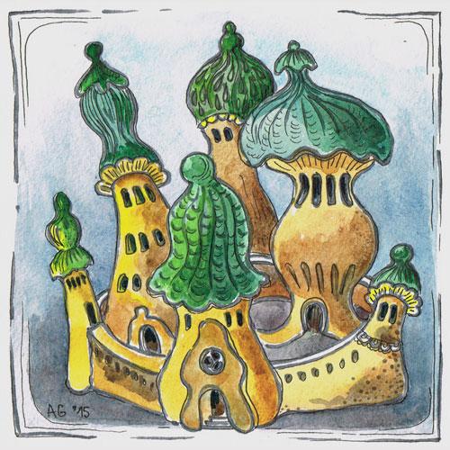 семья-грибов
