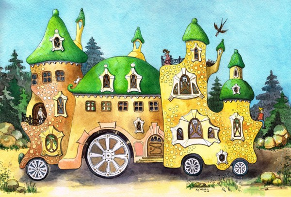 дом-на-колесах