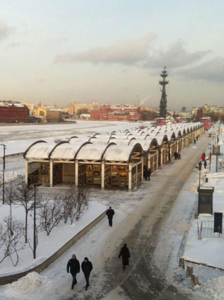 Москва-зима2016-2