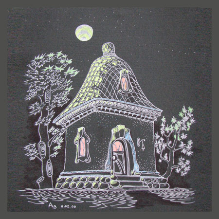 звездный-домик