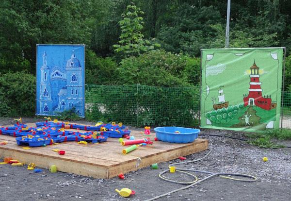 игровая-галерея-водный-садик