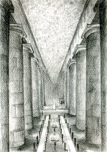 Каменная-зала