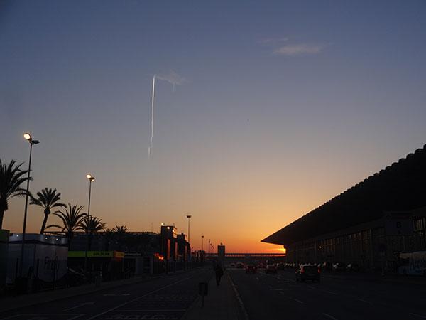 1-Барселона-рассвет