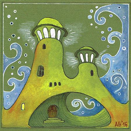 двойной-маяк
