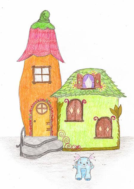Асель-дом-с-жителем