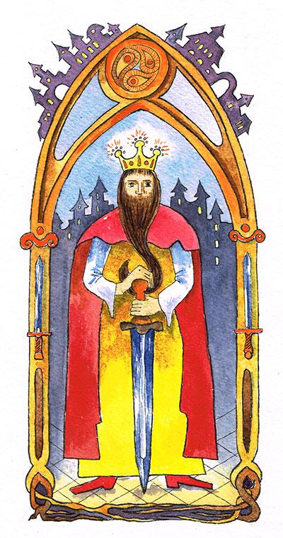 король-мечей