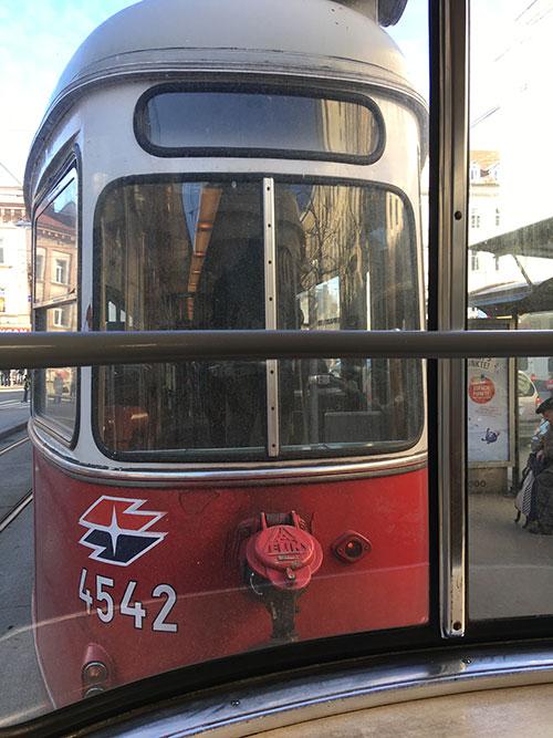 вена-трамвай