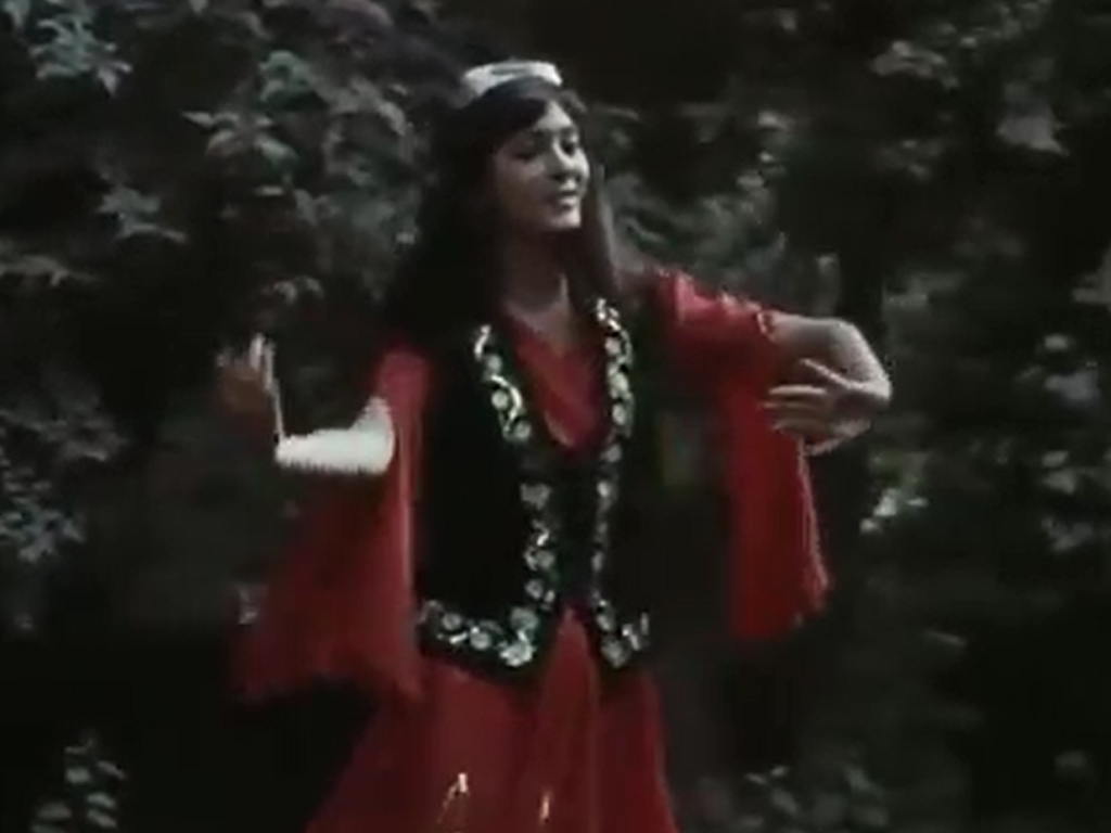 Спутник запоздалого кинозрителя-III. Советское чувственное  кино.