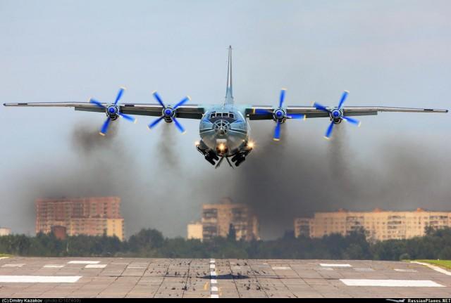 ан-12 фото самолёт
