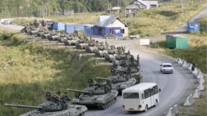 Грузия 2008 танки_1
