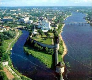 Кром Пскова