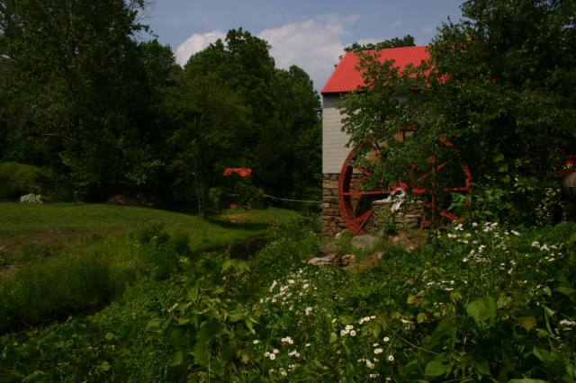 Old Mill and The Creek