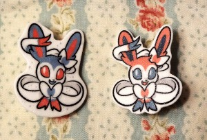 Sylveon Pins 1