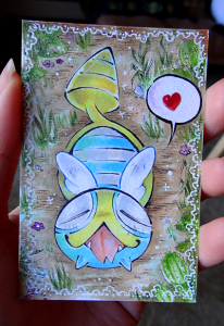 Dunsparce color