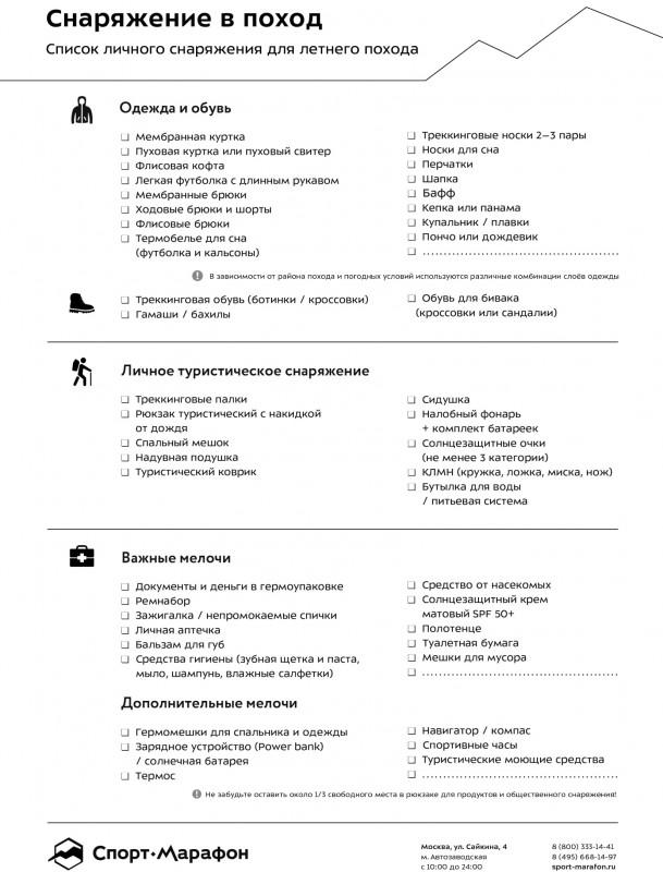 Spisok_snaryazhenija_v_pohod_2-1